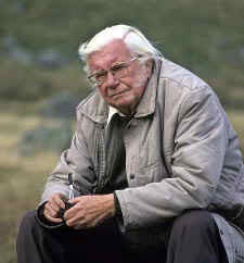 The late, great Alfred Wainwright